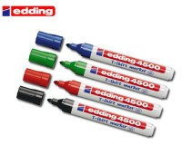 Set vodootporni marker za tekstil 2-3mm Edding 4500 4/1