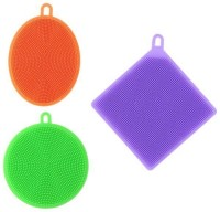Set silikonskih krpa sort 3/1 Lifetime Clean