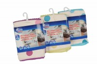Mikrofiber krpa 30x30cm sort 2/1 Lifetime